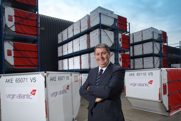 Neil Ferdinando, Virgin Atlantic's General Manager Cargo Operations