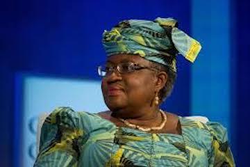 World Bank economist Ngozi Okonjo-Iweala