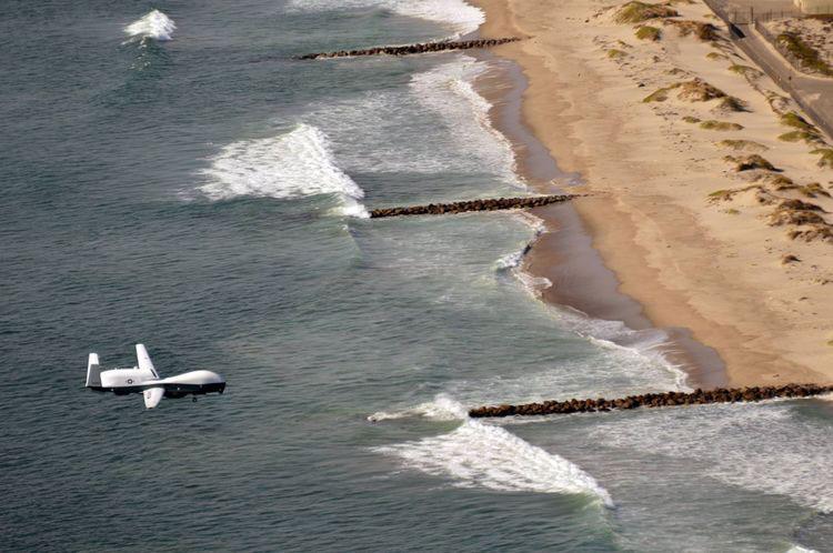 Northrop Grumman Delivers First Operational MQ-4C Triton to US Navy
