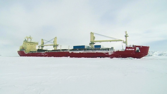In 2014, Fednav's icebreaking bulk carrier, Nunavik, became the first cargo ship to make a voyage through the Northwest Passage.