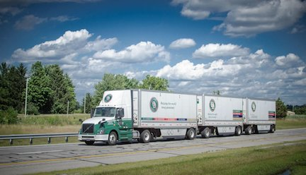 Soaring cost of trucking threatens to stoke US inflation