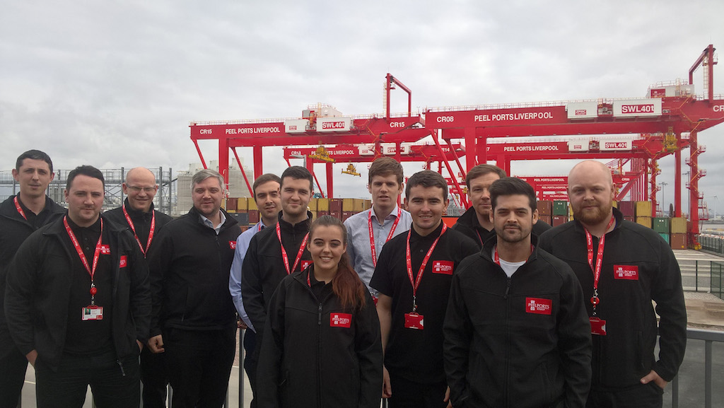 Peel Ports' new recruits