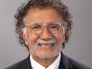 Mario Cordero, the executive director of Port of Long Beach
