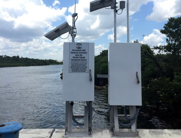Port Everglades Physical Oceanographic Real-Time System