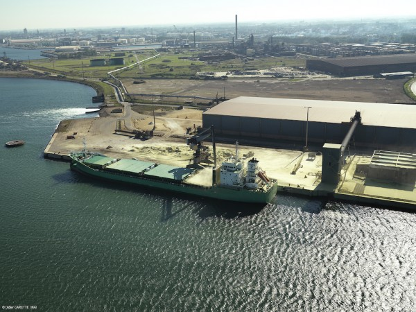 Planned extension for Dunkerque Multibulk Terminal | AJOT COM