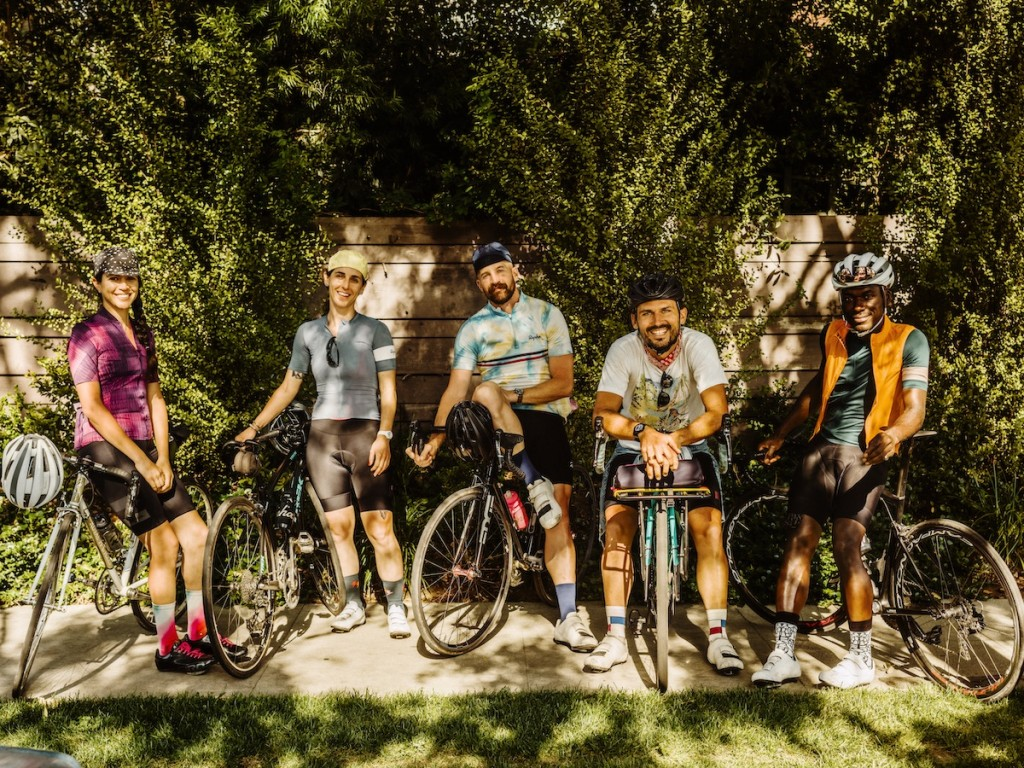 Tigers is working with cycling sportswear brand Rapha by providing B2B and B2C delivery solutions.