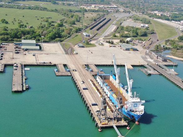 Port improvements pre-development