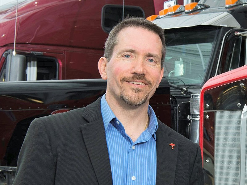 Scott Cornell, transportation lead and crime & theft specialist, Travelers