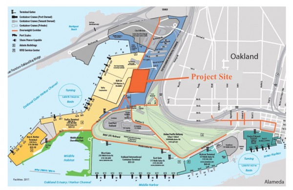 Port Of Oaklands Landmark Deal For ExArmy Base Gets First OK - Map Of Us Decommisioned Army Bases