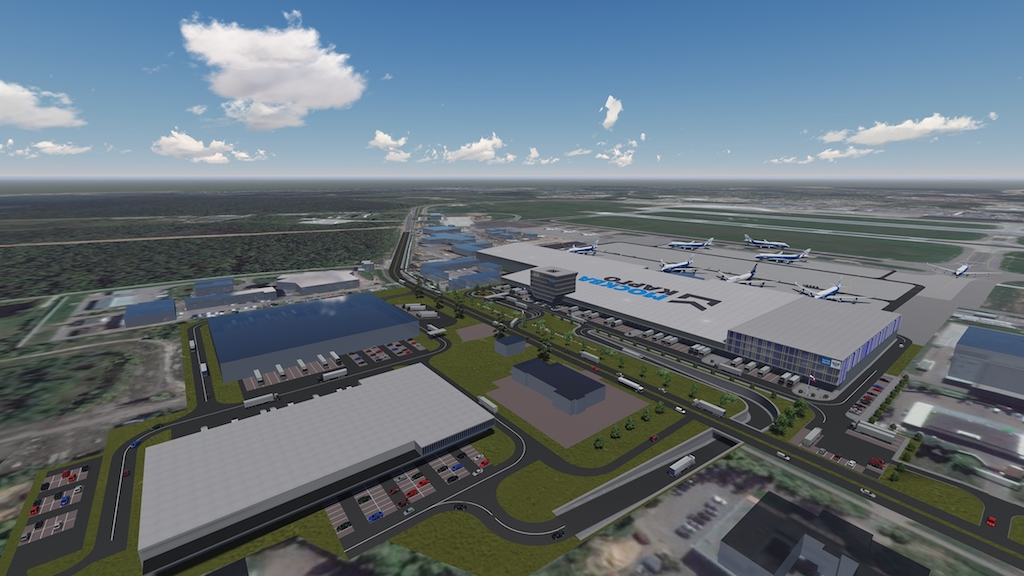 Sheremetyevo International Airport will commission a new $85m cargo terminal in 2017