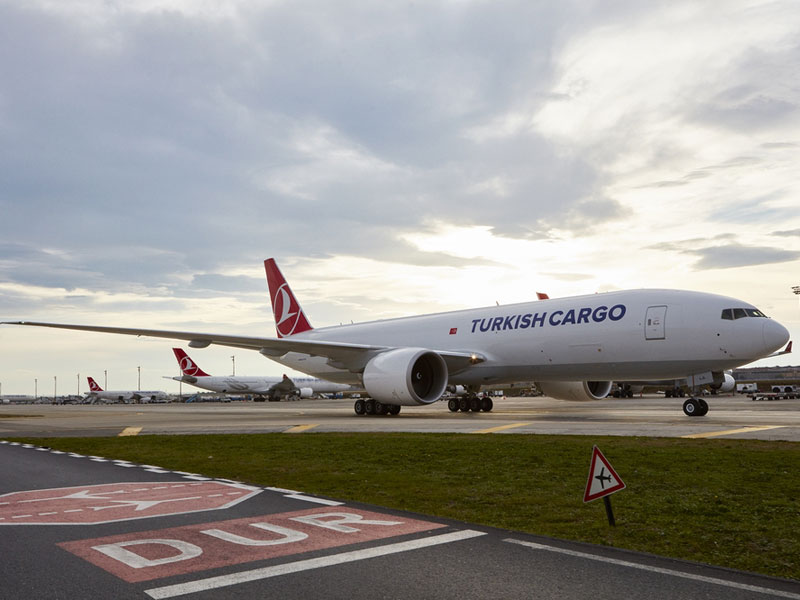 Growth continues for Turkish Cargo | Air Freight News
