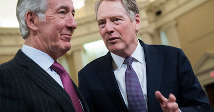 Richard Neal, chairman of the Ways and Means Committee,