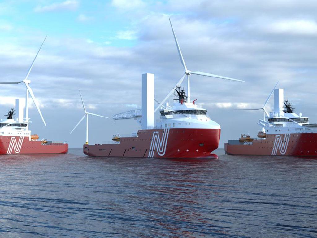 VARD OSCVs for Norwind Offshore