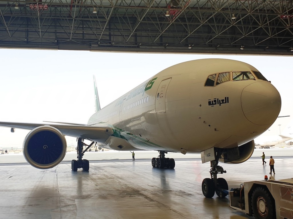 VD Gulf serves its first Boeing 777 in Sharjah | AJOT COM