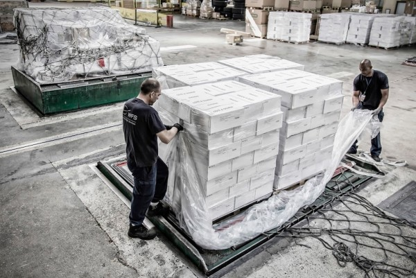 WFS has more than doubled the size of its cargo handling operation in Boston