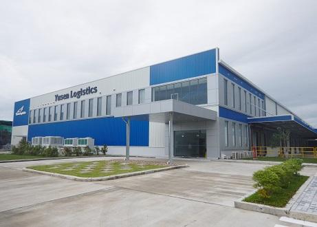 Yusen Logistics Thilawa Logistics Center