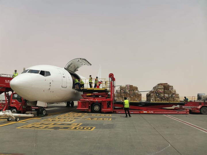 Aviation Horizon partners with Air One Aviation for launch of regional 737-400SF cargo services