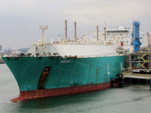 Importing LNG, despite US surplus