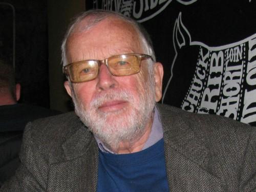 Brian Slack, Montreal based transportation consultant