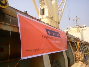 EXG are focused on project logistics in Bangladesh