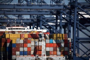 Maersk diverts ships from busy U.K. ports short on truckers