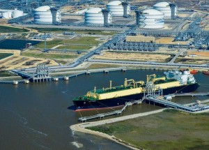 Top US LNG exporter cuts gas use to help frozen power grid