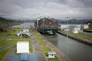 Panama Canal transits rise as world trade recovers from pandemic