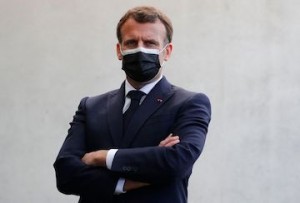 EU opposition to US vaccine plan grows with Macron broadside