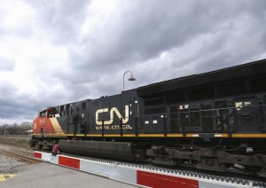 CN Rail sees hydrogen train shipments potentially rivaling crude