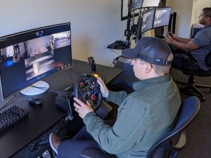 Forklift driving becomes a desk job in Phantom-Mitsubishi deal