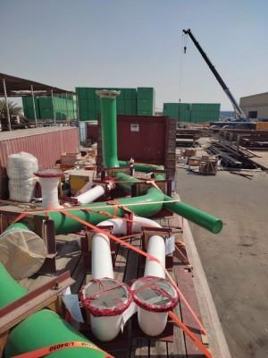 Oversized cargo movement from UAE to Iraq