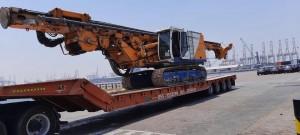 Polaris UAE with local handling of drilling rig