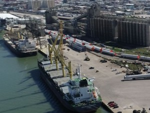 Galveston Wharves 2020 cargo totals exceed 2019