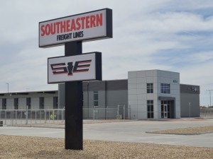 Southeastern Freight Lines opens new service center in Amarillo, Texas