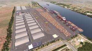 Plaquemines Port and APM Terminals announce future port collaboration