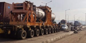 Sarr Freights move heavies in India