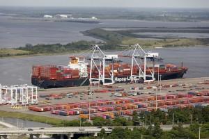 Hapag Lloyd reroutes European container service to JAXPORT