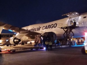 L&L International & Eastway Global collaborate for air shipments of aircraft engines