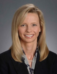 Katie Farmer, group vice president for consumer products, BNSF Railway Co.