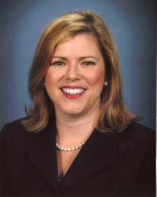 Wesley Ann Brown, director of intermodal marketing, CSX Transportation