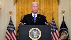 Biden confronts supply-chain crisis stretching past his grip