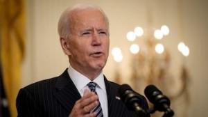 Biden starts infrastructure bet with US far behind China