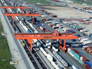 Continuing intermodal gains seen by executives of Class I rail firms