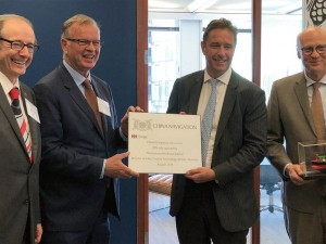 VIMC plays major role in opening of CNCo Swire office in Vancouver