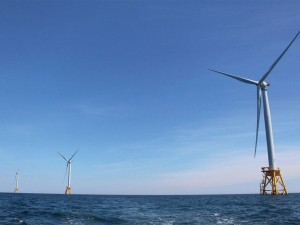 Offshore wind projects begin to alter US seascape