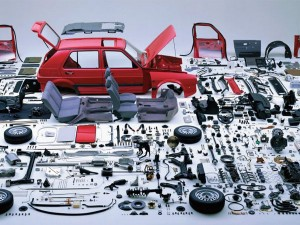 Auto parts suppliers already experiencing disruption from tariffs