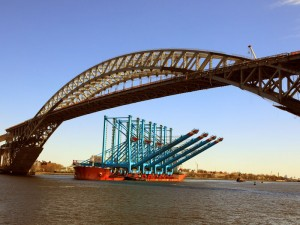 Campbell leaving Port of NY & NJ on solid course for sustained growth