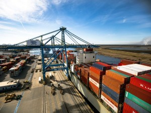 NC's Port of Wilmington productively handling record activity