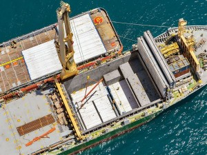 Combining project cargo risks