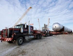 Record massive load mesmerizes Albertans